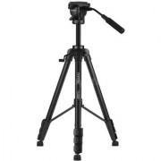 Rodex YUNTENG VCT-999RM Professional Aluminum Alloy Video Tripod for Smartphones and Digital Cameras
