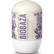 Deodorant Natural Biobaza pentru Femei PURPLE FRESHNESS lavanda si bergamot 50ml