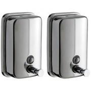HOMEDECORHD Stainless Steel Soap Dispensers