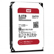 """WD 8TB Red Pro 7200 rpm SATA III 3.5"""" Internal NAS HDD"""