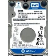 """HDD NOTEBOOK 2.5"""" 500GB 5400rpm 16M SATA3 WD WD5000LPCX"""