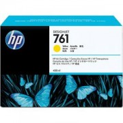 HP 761 400ml Yellow Ink Cartridge - CM992A