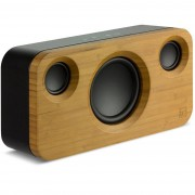 Boxa portabila KitSound Bluetooth Soul 2 Wooden 20W