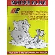 2 PCS. MOUSE GLUE PAD - KILL RAT MOUSE WITHOUT POISONS - ENVIRONMENT FRIENDLY