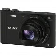 Sony DSC-WX350B Aparat Foto Compact 18.2MP Zoom Optic 20x Wi-Fi Negru