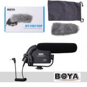 BOYA BY-VM190P Microfon Shotgun Pro Stereo Video DSLR Camera Camcorder DV Microphone