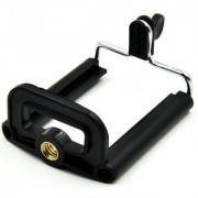 Camera Stand Clip Bracket Holder Tripod Monopod Mount Adapter for Mobile Phone