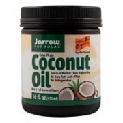 Coconut oil extra virgin 473ml JARROW FORMULAS