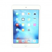 Apple iPad mini 4 LTE 64 GB silber refurbished