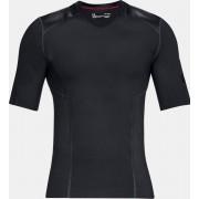 UNDER ARMOUR - tričko KR Perpetual Superbase Half Slv BLACK Velikost: 3XL