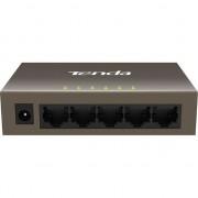 Switch Tenda 5-porturi, TEF1005Dp, 10/100Mbps