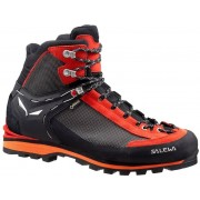 Salewa Ms Crow GTX - scarponi alta quota alpinismo - uomo - Grey/Red