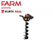 Motorni bušač rupa Farm FBR50, 1,65kW