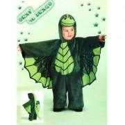 Costume drago Oraf tg. 2/3 anni