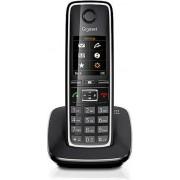 Bežični telefon Siemens Gigaset C530 Crni