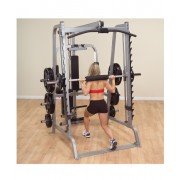 Power Rack Body-Solid GS348P4 Deluxe