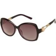 LOF Cat-eye Sunglasses(Violet)