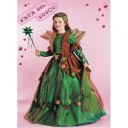 Costume Fata del Bosco tg. 9/10 anni