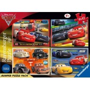 Puzzle Cars, 4X42 Piese Ravensburger