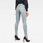 G-Star RAW 3301 Mid Waist Skinny Jeans - 30-34