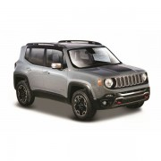 Igr. Metalni automobil 1:24 SP (B) Jeep Renegade 31282