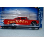 Hot Wheels 2003 Pride Rides Chevy Bel Air 1959 7/10 RED 179