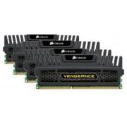 Corsair 4x4GB DDR3, 1600Mhz, 240pin DIMM 16GB DDR3 1600MHz geheugenmodule