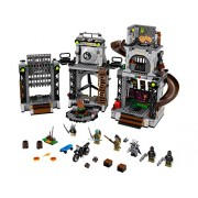 LEGO Teenage Mutant Ninja Turtles 79117 Turtle Lair Invasion