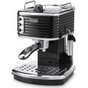 Espressor Delonghi ECZ 351.BK, 1100 W, 1.4L, 15 bar, Cappuccino (Negru)