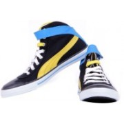 Puma 917 Mid 3.0 DP Casual Shoes For Men(Black, Blue)