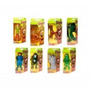 Scooby Doo Muñeco Articulado 8 Modelos A Eleccion Original
