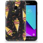 Samsung Galaxy Xcover 4 TPU Hoesje Design Icecream