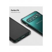 Husa Samsung Galaxy S10 Plus Ringke Fusion Transparent / Fumuriu