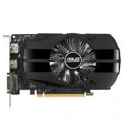 Asus Phoenix GTX1050 Ti, 4GB DDR5, PCIe3, DVI, HDMI, DP, 1392MHz Cl...