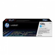 HP CE321A CYAN TONER CARTRIDGE