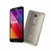 """ASUS - Zenfone 2 ZE551, Dual-SIM, 5.5"""", FULL HD, Quad Core 1.8GHz, 2 GB RAM, 32GB, 4G LTE - argintiu"""