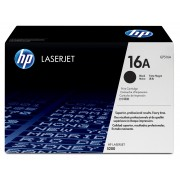 HP LaserJet 5200 Black Print Cartridge Prints approximately 12,000 pages using the ISO/IEC 19752 yield standard.