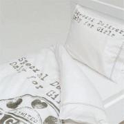 Briljant Baby Emily dekbedovertrek - Ledikant (100x135 cm) + 1 sloop (40x60 cm)