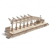Puzzle Mecanic 3D Peron Ugears