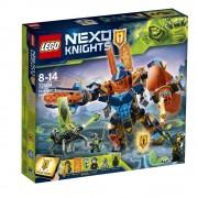 LEGO Nexo Knights, Confruntarea cu vrajitorul robot 72004