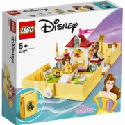 LEGO Disney Princess Aventuri din cartea de povesti cu Belle 43177