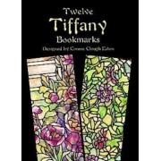 Twelve Tiffany Bookmarks, Paperback