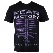 Herren T-Shirt Fear Factory - Demanfacture - PLASTIC HEAD - PH9211