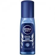 Nivea Cuidado masculino Deodorant Men Pulverizador Cool Kick Anti-Transpirant 75 ml