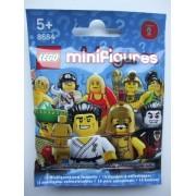 Lego Collectable Minifigures: Mexican Mariachi Maraca Man Minifigure - Series 2 - Bagged