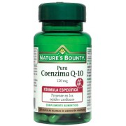 Nature's Bounty Coenzyme Q10 pure 120mg 30 capsules