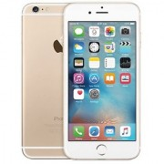 Certified Refurbished Acceptable Condition Apple iPhone 6 16GB Finger Print Not Working - Gold Color