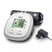 Tensiometru electronic de brat Nissei DS-11a Memorare 60 de seturi Afisaj LCD Manseta 22-42 cm detectie aritmie Alimenta