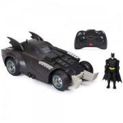 Детска количка с дистанционно Spin Master Batman и Batmobile, 6055747
