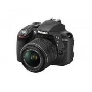 Nikon Camara digital reflex nikon d3300 negro 24.2mp afp dx18-55g no vr + estuche + libro + tripode